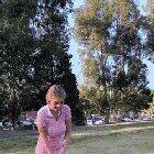 Upskirt while golfing