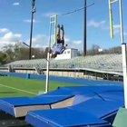 HMFT after I almost pole vault.