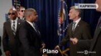DFW Neighborhoods (Obama meet and greet meme)