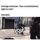 S/o to my Socrates fanatics