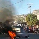 Hitman gets burned alive after killing a bus driver