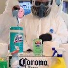 Quarantine day X