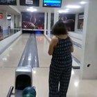 lady got a strike