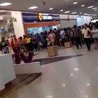 Brazilian mall cuts prices amidst