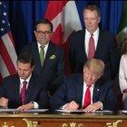 Exact moment each world leader in turn realizes Trump mis-signed new NAFTA agreement