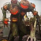 Absolute insane halloween display