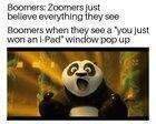 Boomerhumour