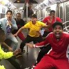 Subway Creature Dance Crew