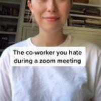 Zoom Meeting Cringe
