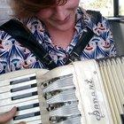 Accordion featured in a comedic and timely song