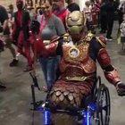 This cosplay the Iron Mermaiden