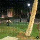 To escape cops while drunk as fuck