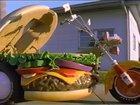 This Hamburger Bike!