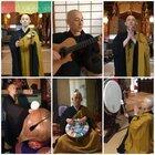 Один буддистский монах на карантине (причём тут Боб Марли, однако?)