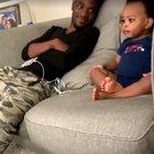 Having a conversation with a baby