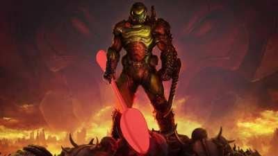 Here you go nerds; A bona fide cut testament from Doom 2016
