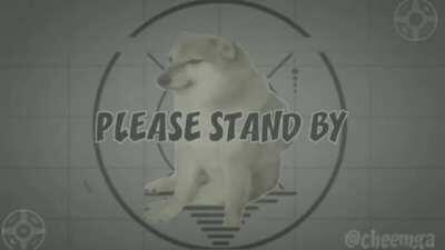 We're experiencing technical difficulties please stand by