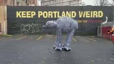 Keeping Portland Weird