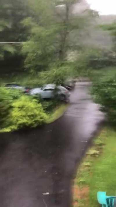 I love a summer storm