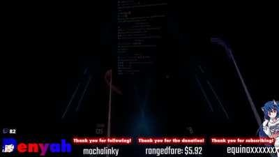 real beat saber moment (500pp)
