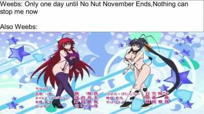 Late cake day dxd post (BTW why do I hear boss music)