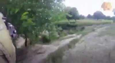 [Caught on Camera] Australian Special Forces lands in Afghan Village, Dog Attacks Unarmed Civilian working in the field, after he was Disarmed 1 Soldier Shot the Man Multiple Times