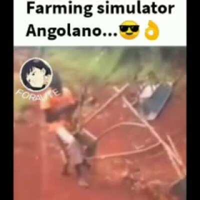 Fazenda simulação