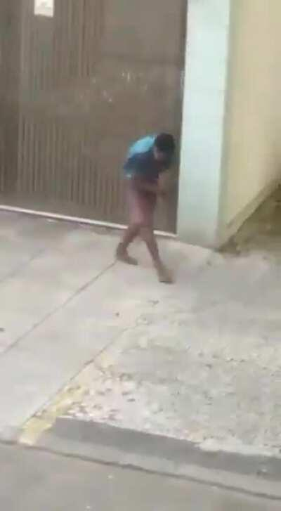 Wcgw stealing power cables