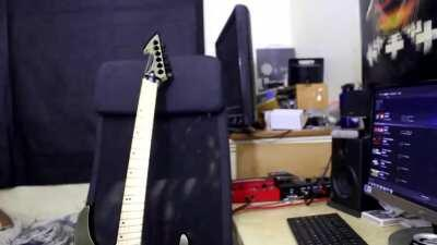 green screen guitar