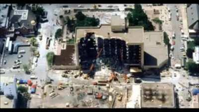 Two Audio Recordings of the Oklahoma City Bombing, April 19, 1995
