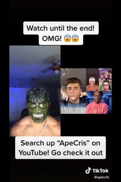 ApeCris back at it again