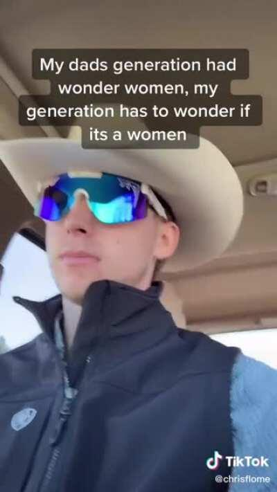 Tiktok with the normalized transphobic post and comments to follow suit