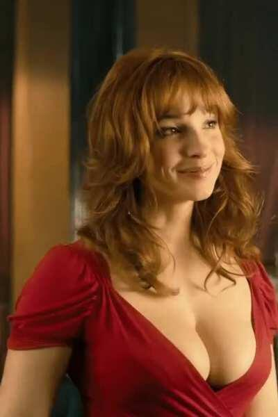 Men in Hope (2011) Vica Kerekes as Sarlota (lethal cleavage) part 1 [cropped, sharpen] 1080p