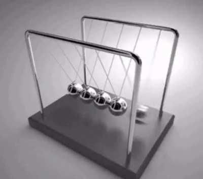 Thanks I hate Newton's cradle