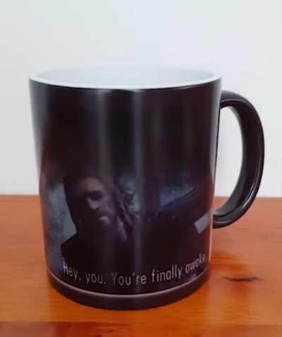 Blursed Mug
