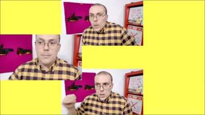 Damn Fantano be vibing in this RTJ4 review 😳😳😳