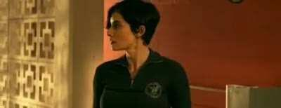 Paola Nunez in Bad Boys For Life.....one of the most gorgeous women I've ever seen