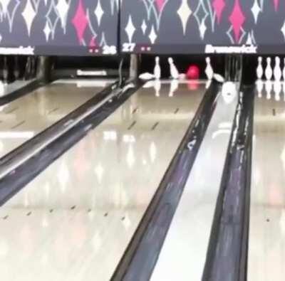 Bowling nononoyes