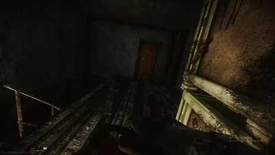 I didn't expect Escape from Tarkov to be so scary