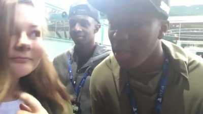 That time KSI said
