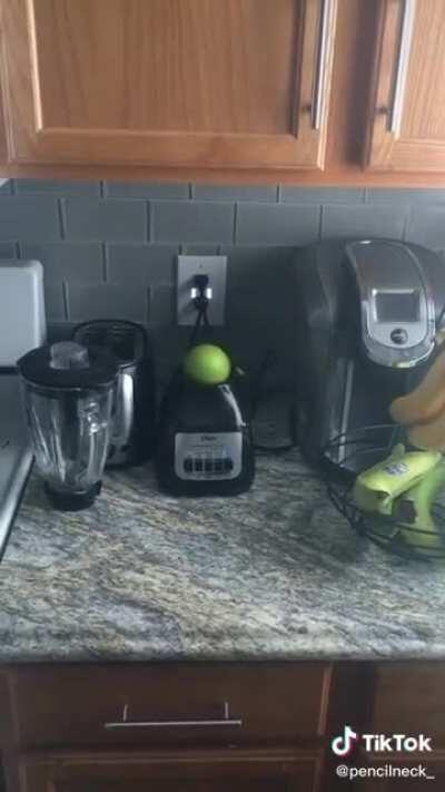 Apple blender:))