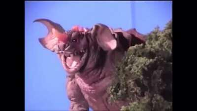 baragon behind the scenes