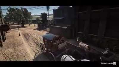 Riding Shotgun!