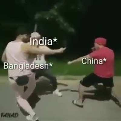 South Asia in a nutshell