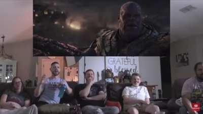 Love the shit out of this reaction (MAJOR ENDGAME SPOILERS)