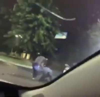 Atl Police Shoot & Kill Man