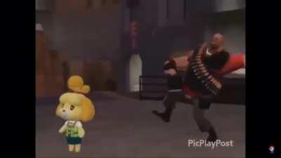 Heavy Punches Isabelle