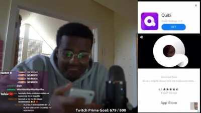Twomad Opens A NSFW App On Stream