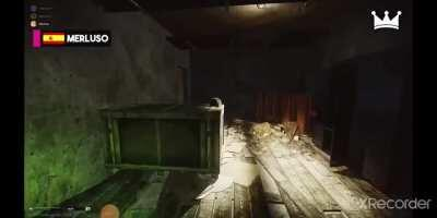 Escape from tarkov can be real scary at times.