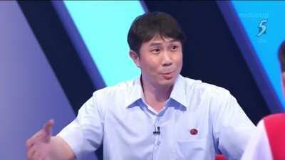 Jamus Lim's stellar closing statement in the Singapore Votes 2020 Debate